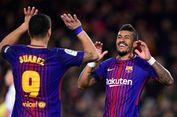 Hasil Liga Spanyol, Barcelona Menang Telak tetapi Messi Gagal Penalti