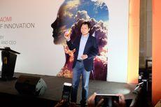 CEO Xiaomi Pamer Mi Mix 2 di Jakarta