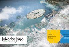 'Jakarta Jaya' Konsep Reklamasi Terbaik WAFX Prize 2017