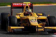 Finis Kelima, Sean Gelael Raih 10 Poin pada Balapan Formula 2 Italia
