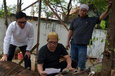 Eko Patrio Adakan Penyembelihan Kurban di 9 Tempat