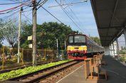 Jalur KRL Bekasi-Cikarang Diuji Coba