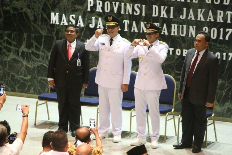 Image result for baru dua hari jadi gubernur dki anies baswedan dilaporkan ini kah yang namanya karma