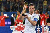 Menang Piala Konfederasi, Pemain Jerman Liburan dengan Tenang