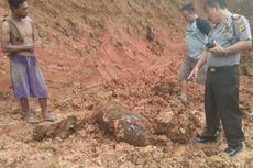 Ditemukan Warga, Mortir Seberat 200 Kg Akan Diledakkan