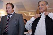 Mantan PM Pakistan Nawaz Sharif Beri 'Pukulan Balik'