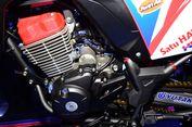 Honda CRF150 Tidak Pakai Mesin Baru