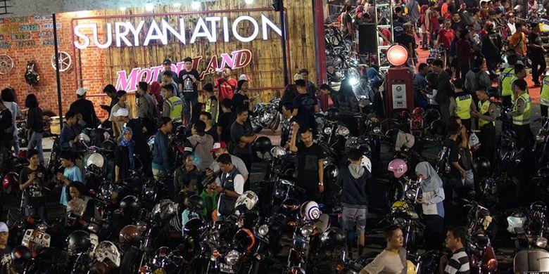 Suryanation Motorland Semarang