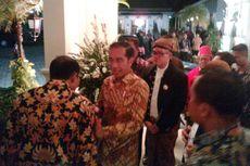 Pesan Presiden Jokowi Saat Hadiri Perayaan HUT Ke-50 Batik Danar Hadi di Solo