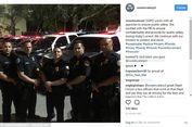 Terinspirasi Teroris ISIS, Pria di Miami Berniat Ledakkan Mal
