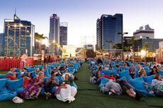 Wow, di Perth Ada Bioskop Beratapkan Langit