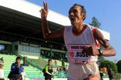 Darmiyanto Si Tukang Becak Ikut Lomba di Cile