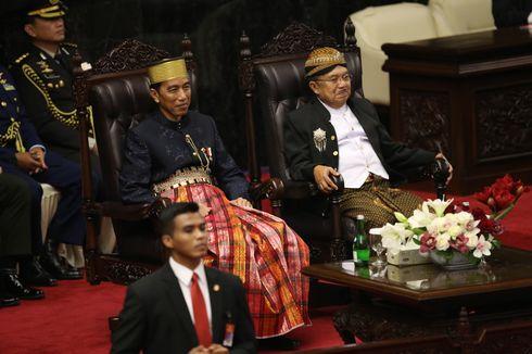 Pakaian Adat Jokowi-JK, Simbol Keberagaman dan Persatuan...