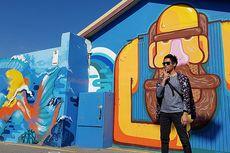 Mural Berdenyut di Perth