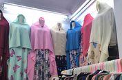 Ini Kerudung dan Gamis Paling Dicari di Pasar Tasik