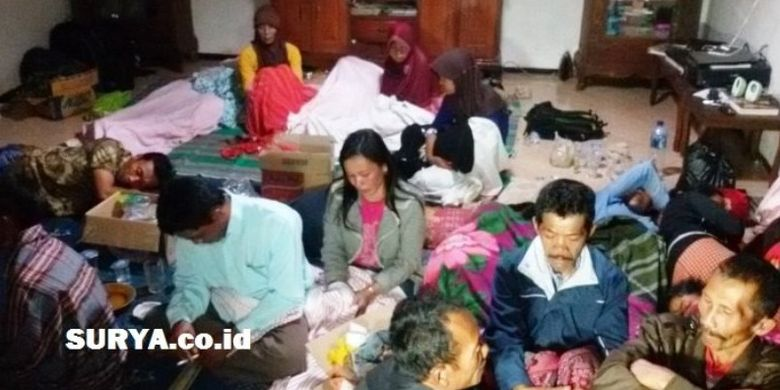 Bantuan Rp 1,34 Miliar Untuk Korban Longsor Ponorogo