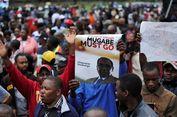 Robert Mugabe Mundur dari Jabatan Presiden Zimbabwe