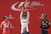Kelemahan Mercedes Semakin Kentara di GP Austria
