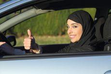 Wanita Saudi Beli Paket Wisata untuk Latihan