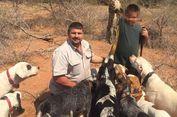 Pemburu Asal Afsel Tewas Dimangsa Buaya di Zimbabwe