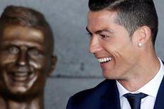 Heboh, Wajah Ganteng Cristiano Ronaldo Jadi