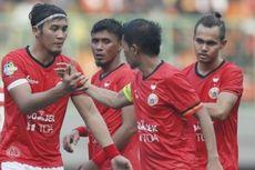 Hasil Liga 1, Persija Tumbangkan Mitra Kukar, Persela Kalahkan Perseru