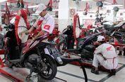 Honda Kejar Target Servis 50 Juta Motor Konsumen