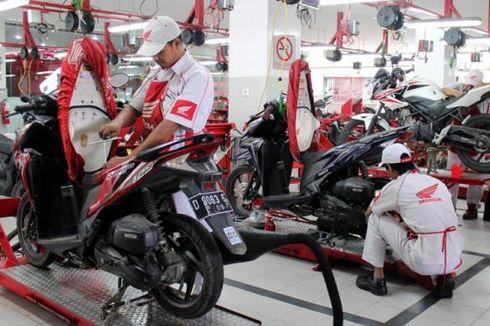 Servis Paketan buat Pengguna Motor Honda