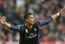 'Real Madrid Akan Jadi Klub Terakhir Ronaldo'