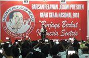 Di Hadapan Para Relawannya, Jokowi Puji Susi Pudjiastuti