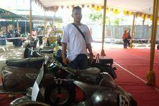 Indonesia Kaya Vespa dan Yogyakarta Kota Skuter