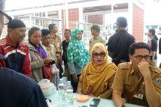 PKL Kota Tua Ikuti Pengundian Kios di Lokasi Binaan Jalan Cengkeh