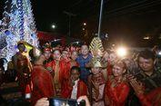 Kostum Daerah Ramaikan Perayaan Natal di Semarang