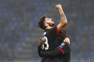 Hasil Liga Europa, AC Milan Lolos, Arsenal Takluk