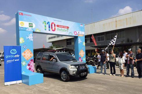 Daihatsu Lepas 110 Sahabat Mudik 2017