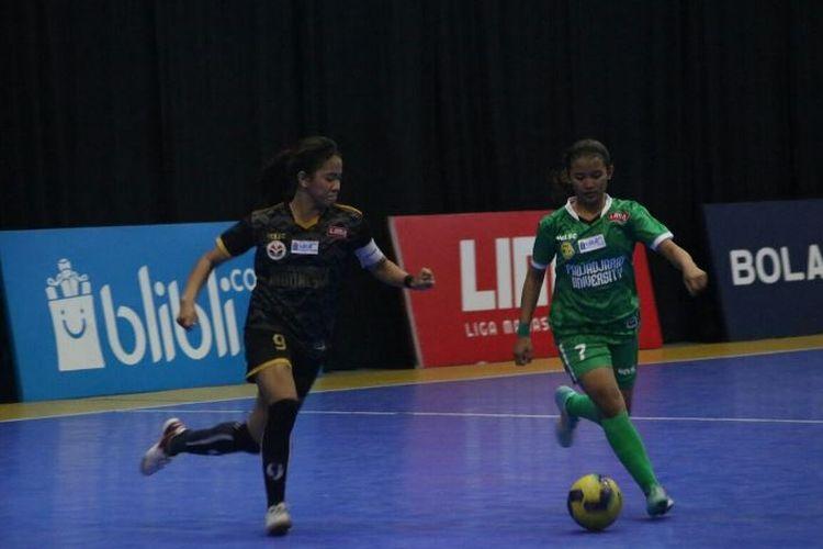 Sedangkan dari sektor putri, Universitas Pendidikan Indonesia (UPI) berhasil mempertahankan gelar juara LIMA Futsal Blibli.com West Java Conference, setelah menundukkan pesaing terdekatnya, Universitas Padjadjaran (UNPAD) dengan skor 3-1