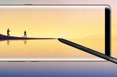 Galaxy Note 8 Dinobatkan sebagai Ponsel dengan Layar Terbaik