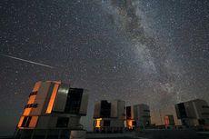 Akhir Pekan ini, Jangan Lewatkan Hujan Meteor Leonids di Langit Kita