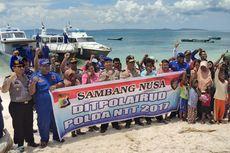 Warga Pulau Kera Harus Seberang Pulau demi Air Bersih