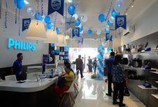 Konsep Baru Pusat Penjualan dan Service dari Philips