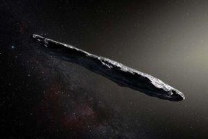 Batu atau Kapal Alien? Para Astronom Selidiki Asteroid Oumuamua
