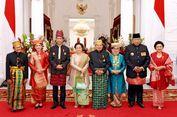 Jokowi Ajak Megawati, SBY, dan Habibie Foto Bareng