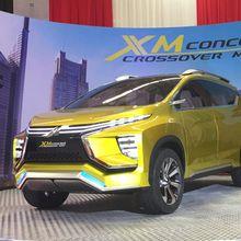 MPV Sejuta Umat Mitsubishi Ekspor Tahun Depan