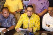 Generasi Muda Golkar Kritik Keputusan DPP yang Pertahankan Novanto