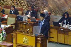 HUT ke-72 DPR, Fadli Zon Pimpin Paripurna, Novanto Baca Pidato