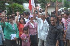 Banjir Imbas Pembangunan Tol Tak Kunjung Surut, Warga OKI Demo