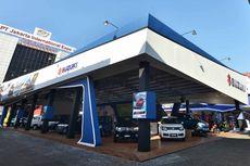 Suzuki Pasang Target 1.000 unit di Jakarta Fair