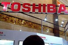 Pada Sembilan Proyek Regional Toshiba, Ada Nama Indonesia Disebut