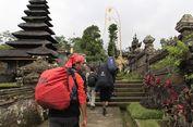 Mengenal Dua Jalur Pendakian Gunung Agung di Bali