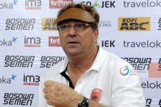 Pelatih PSM Ungkap Penyebab Kekalahan dari Bali United